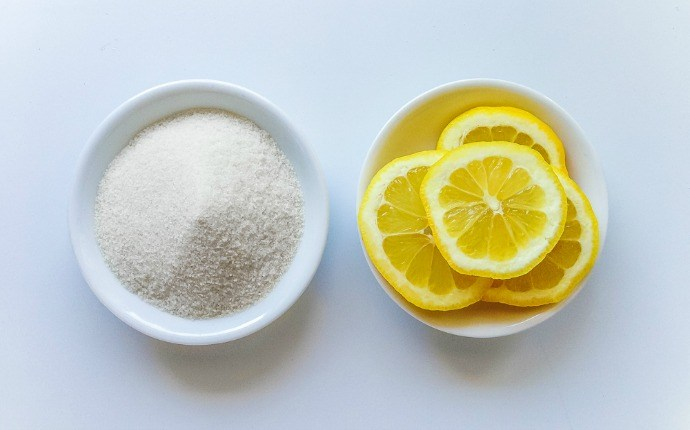 Upper Lip Hair Removal Sugar & Lemon