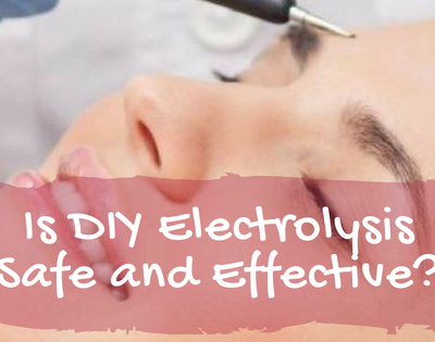 Is DIY Electrolysis Safe and Effective?