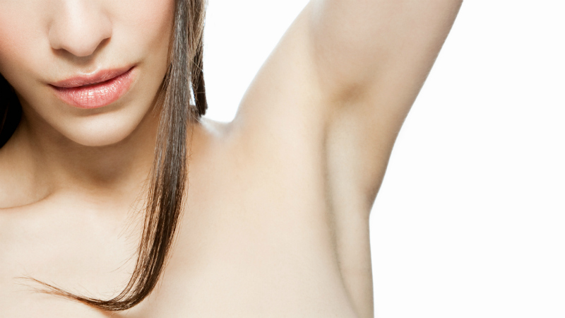 Underarm Waxing The Good The Bad And The How