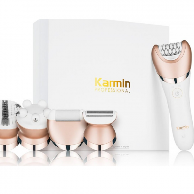 Karmin 5 in 1 Wet/Dry Epilator System Review